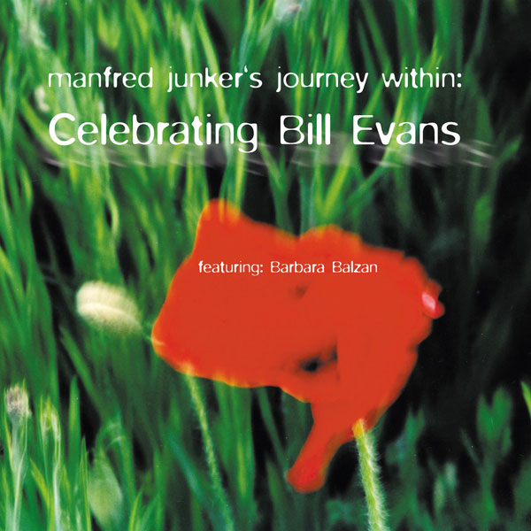 CD Cover Celebrating Bill Evans