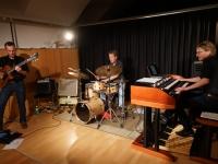 Organ Trio Manfred Junker, Elisabeth Berner, Tony Renold
